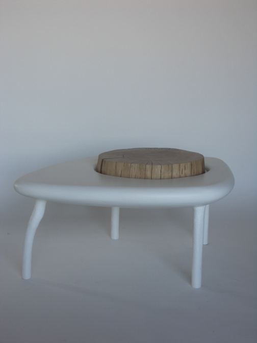 Table basse Cratère